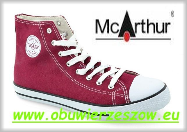 Trampki Wysokie Meskie Mcarthur S13 M It 52 Bd High Top Sneakers Converse Chuck Taylor High Top Sneaker Converse High Top Sneaker