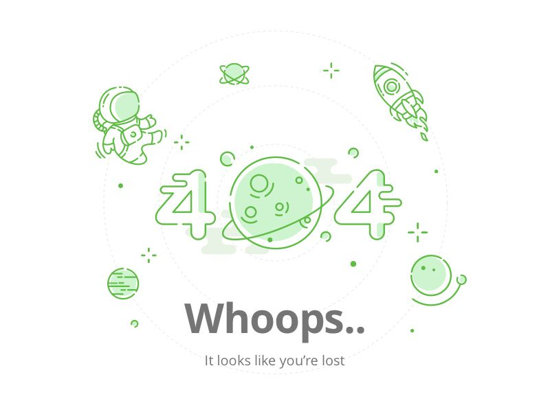 404 logistic tokopedia web design icon design design 404 logistic tokopedia web design