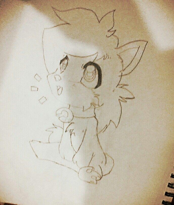this is my chibi cat thing