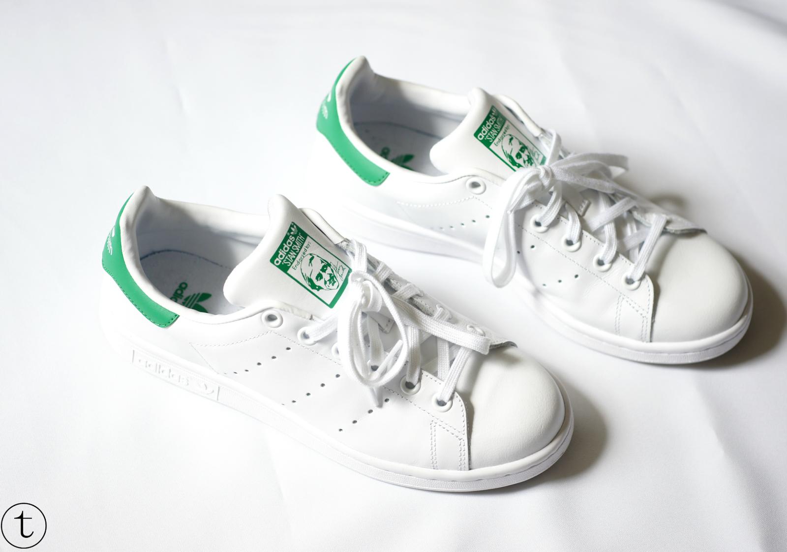 It's True Blog | Things to Wear | Stan smith sneakers