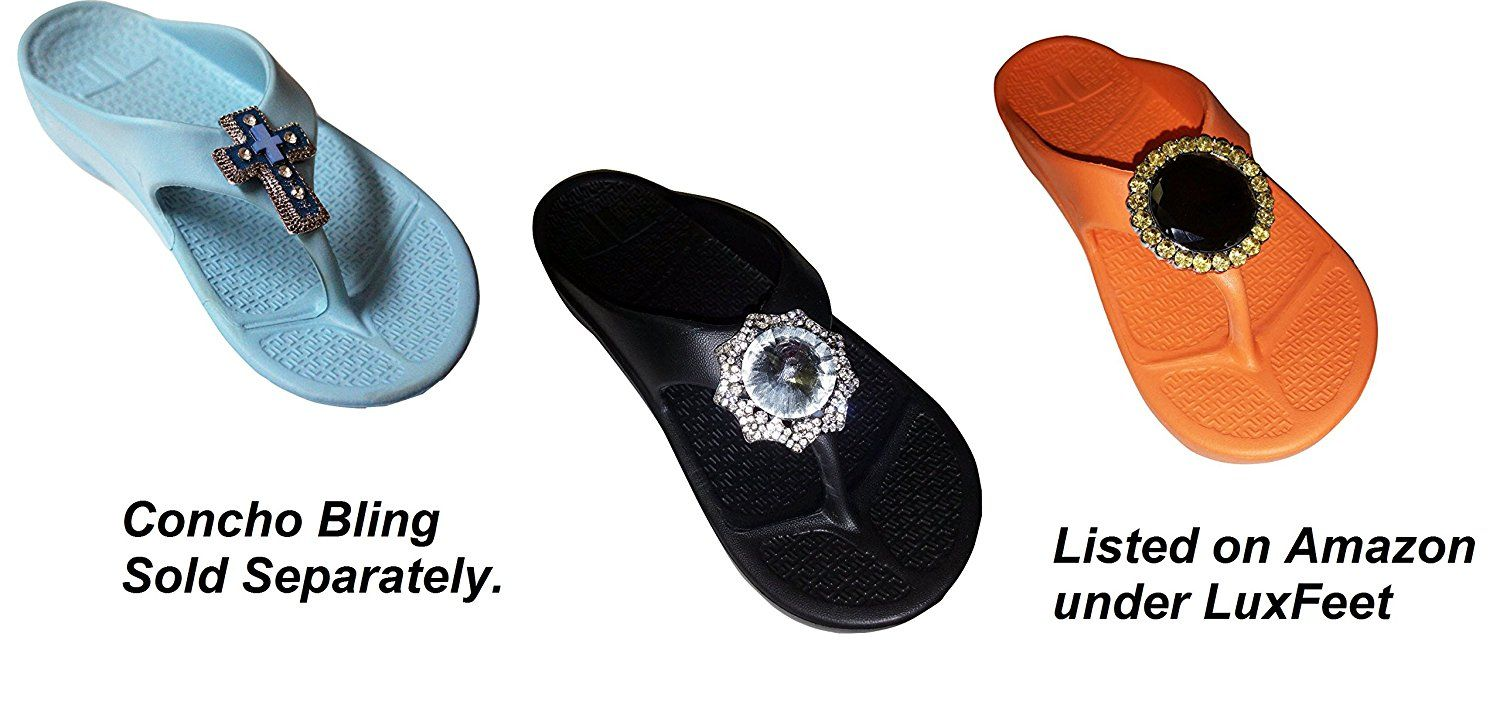 925b68698350 Telic Unisex Voted Best Comfort Shoe Arch Support Recovery Flipflop Sandal  Bonus Bob Sports Towel  55