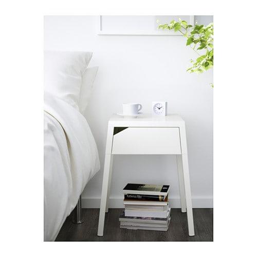 Ikea Selje Nightstand White In 2019 Products Bedside