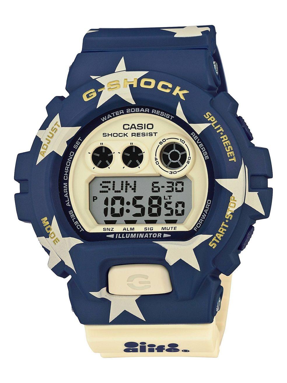 """f9f5ffb30e8 ALIFE x G-Shock – """"GD-X6900AL-2"""""""
