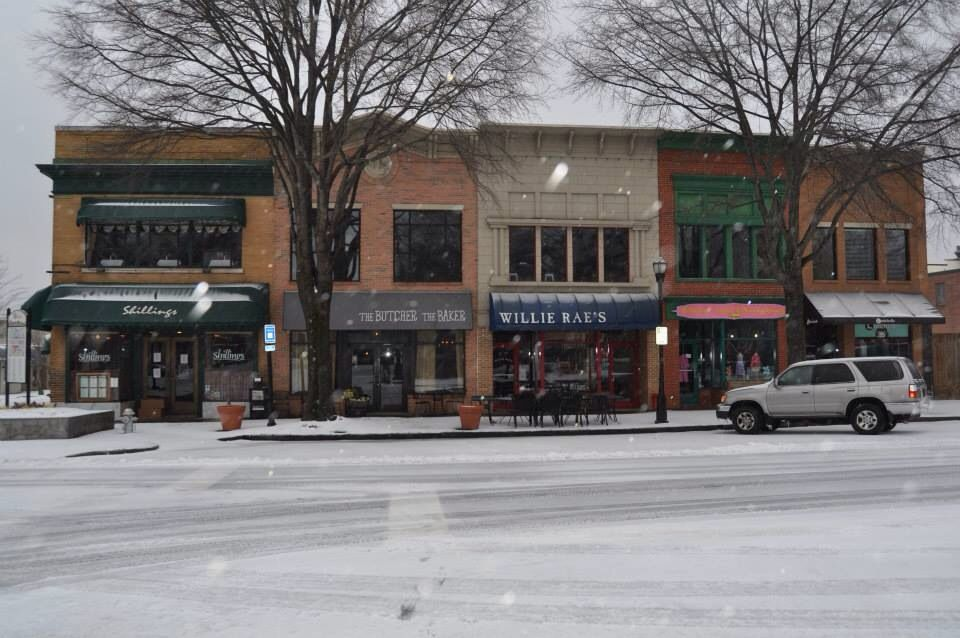 North Park North Park Marietta Square Street View