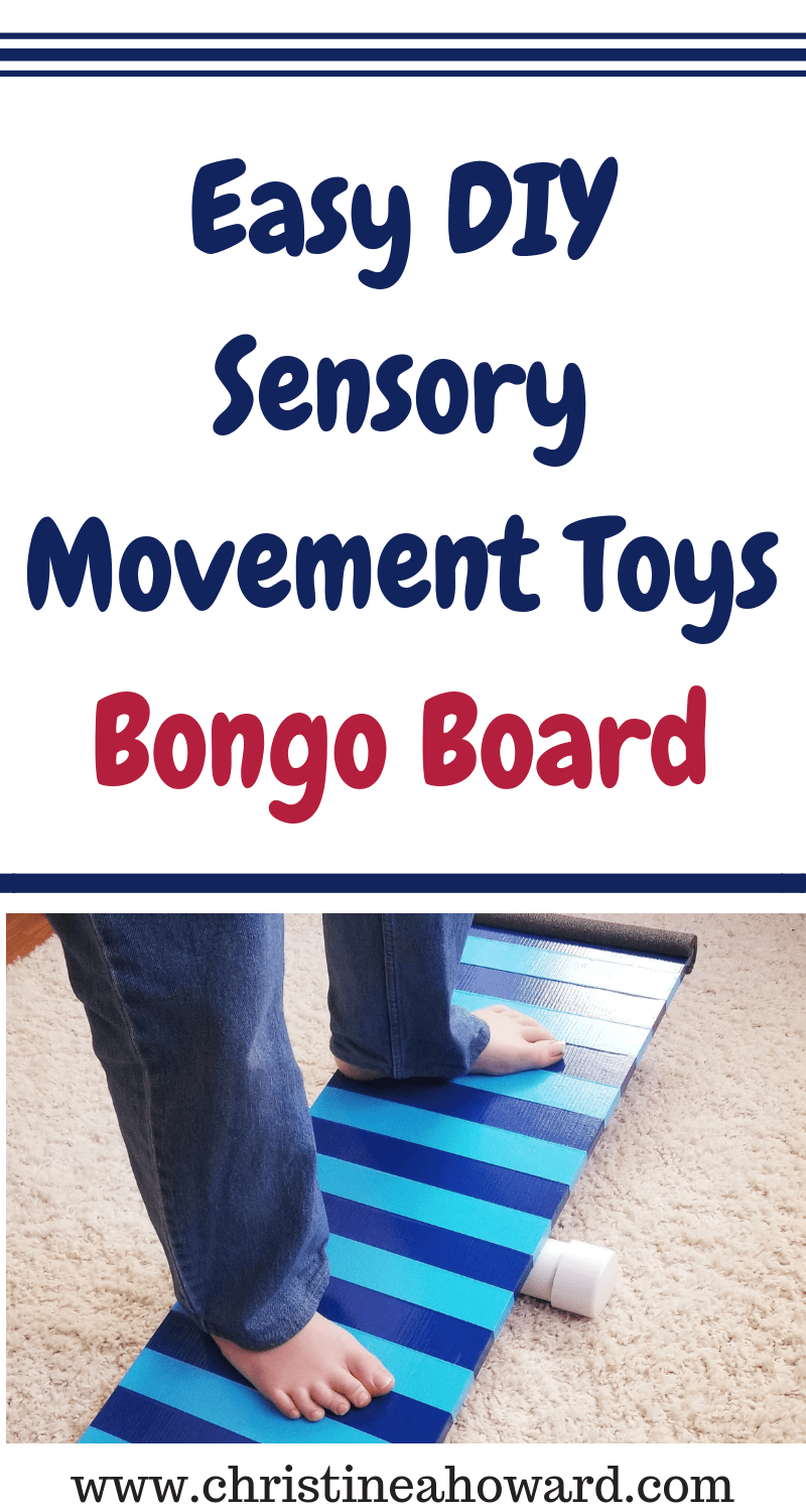 How to make a bongo board