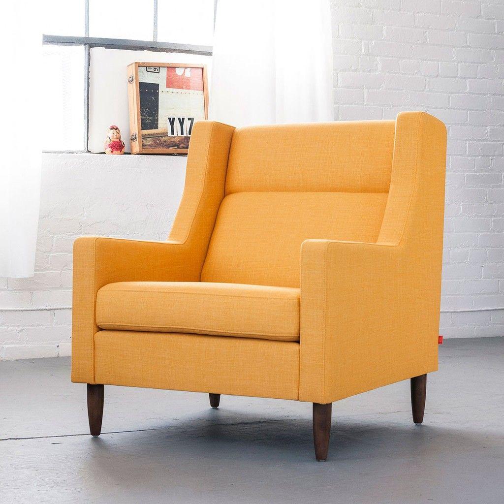 Gus Carmichael Chair Modern LoungeModern Gus