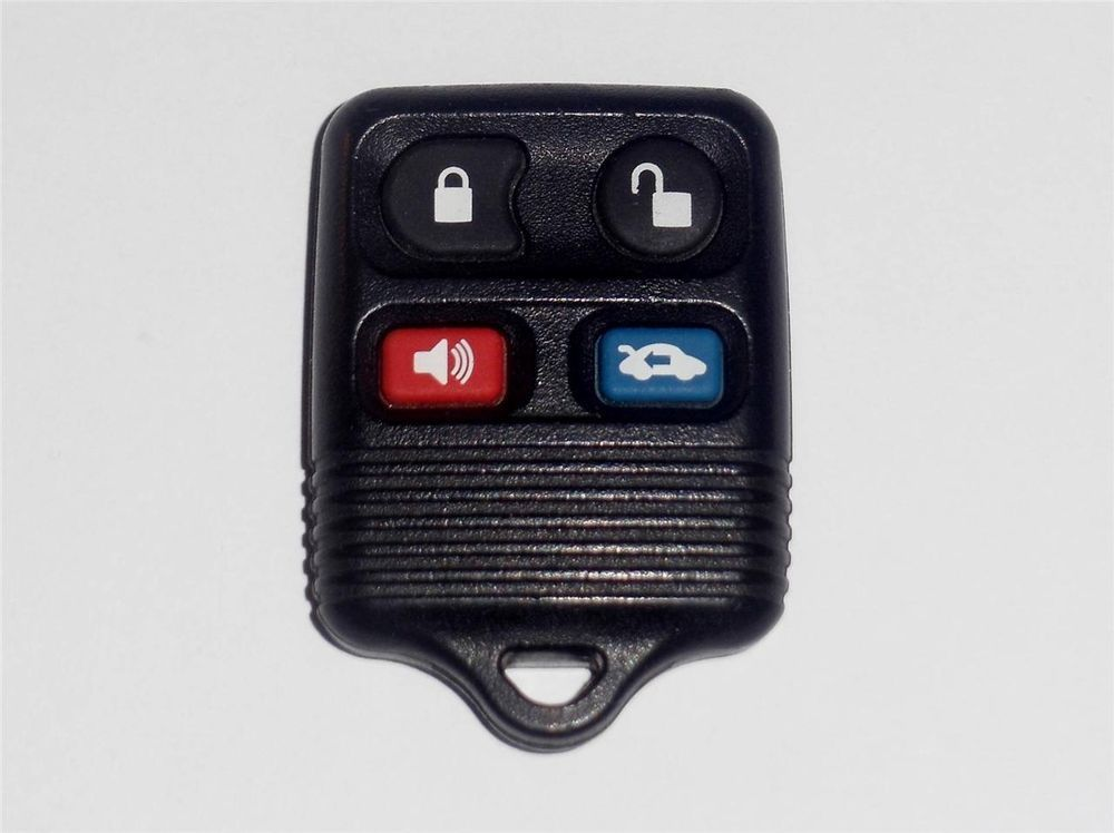 Ford/Lincoln Keyless Entry Remote Fob 4 Button Transmitter