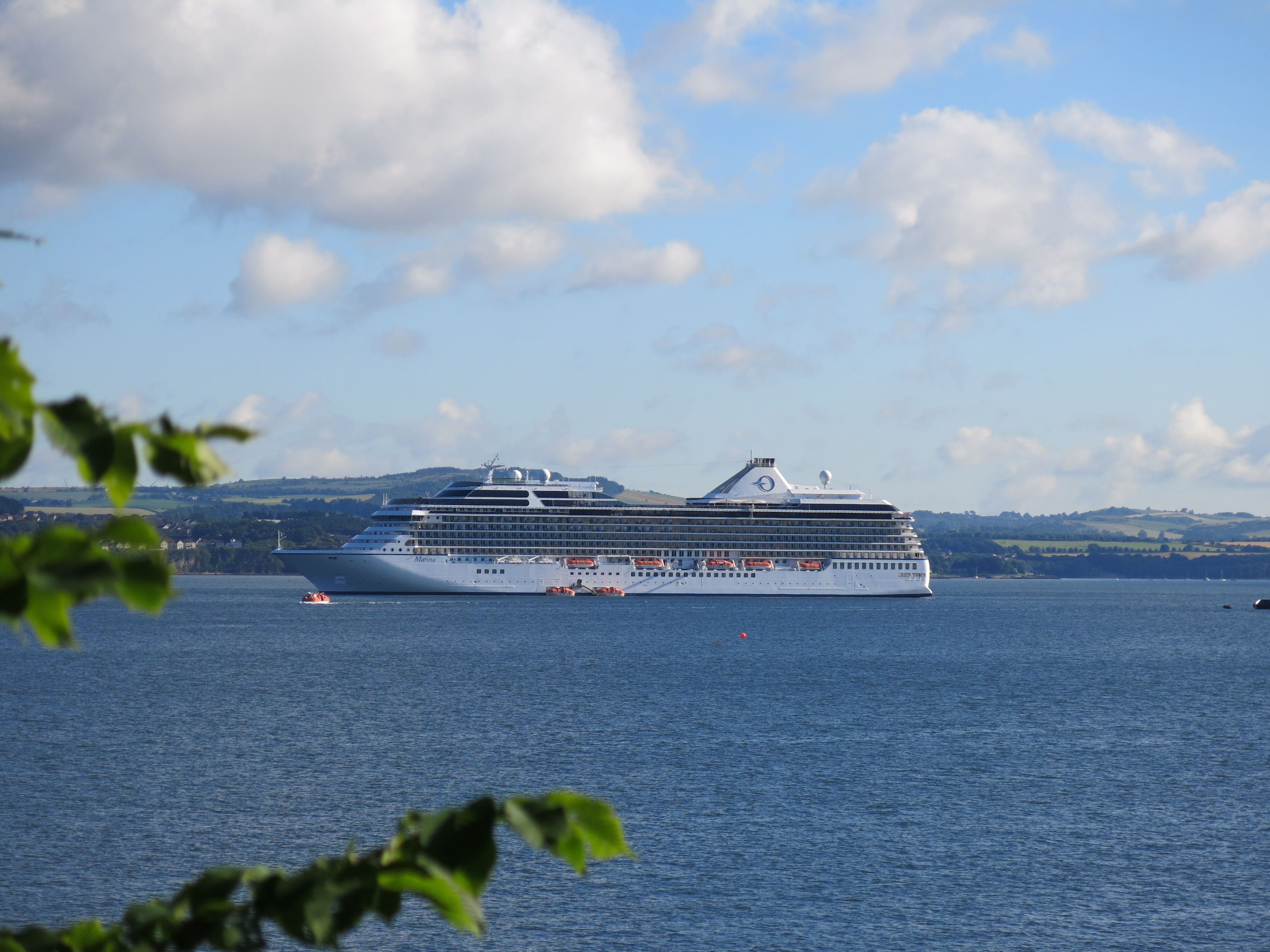 Our Private Day Tours starting from Cruise Ships arriving at Queensferry Edinburgh