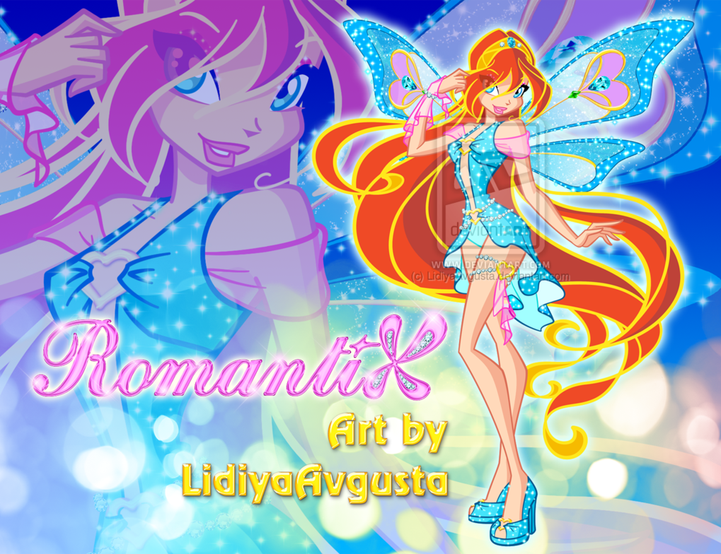 Bloom RomantiX by LidiyaAvgusta on deviantART   Winx Club ...