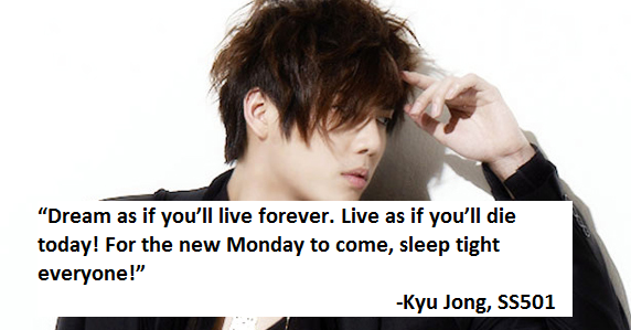 Kpop Inspirational Quotesinspirationalquotes Of The Day