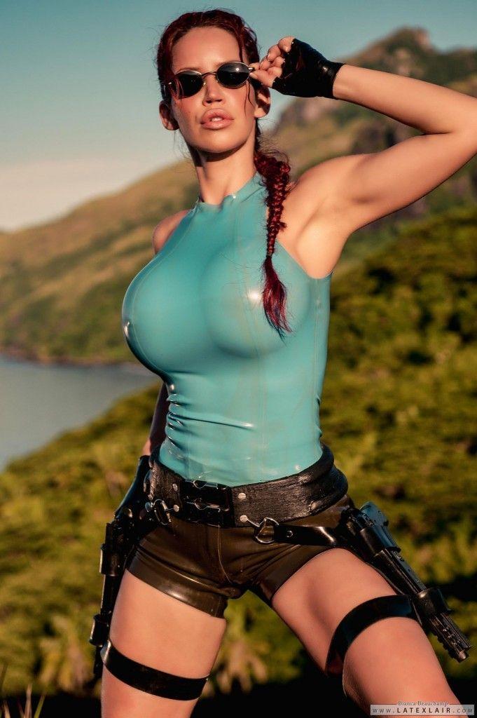 Cosplay Cavern » Lara Croft Cosplay