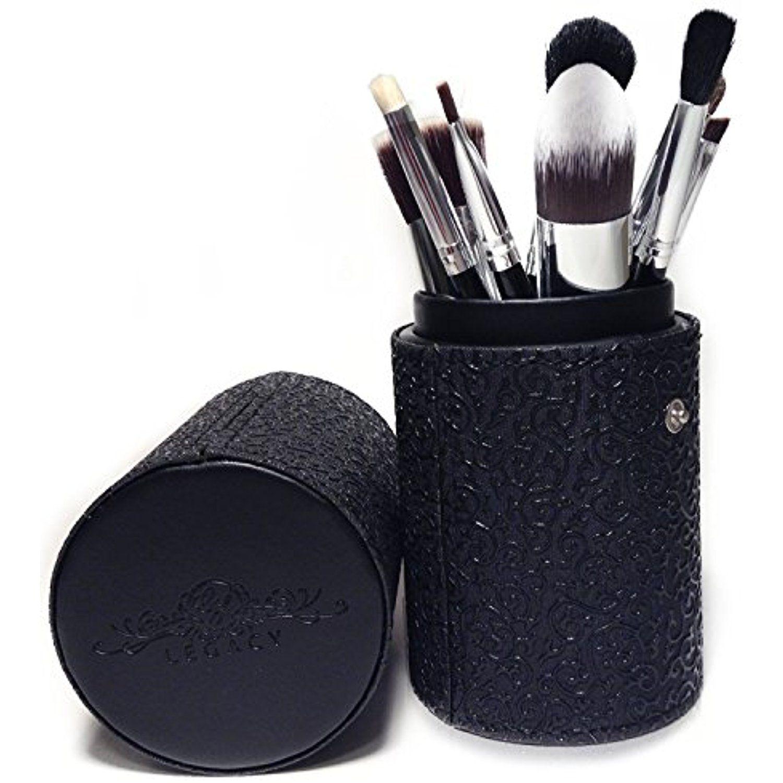 Best Makeup Brush Set Professional 10 Piece Cosmetic Tool