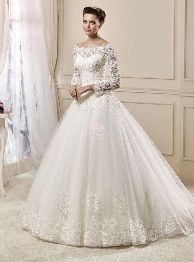 Assez Abito da sposa a v zender | abiti da sposa spettacolari  YV64
