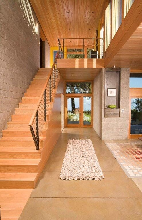 Escalera Escaleras Pinterest Escalera, Arquitectura casas y