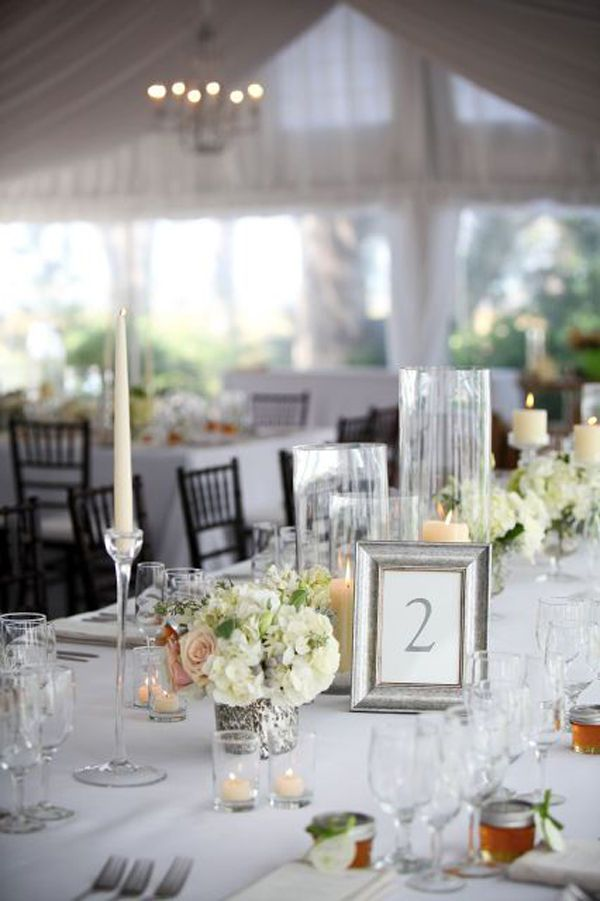Charleston Wedding by Nashan Photography | Framed table numbers ...