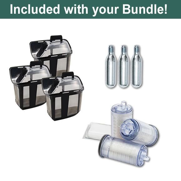 Patriot Plus & 2-Month Accessory Bundle - Lurex3™ | Patriot