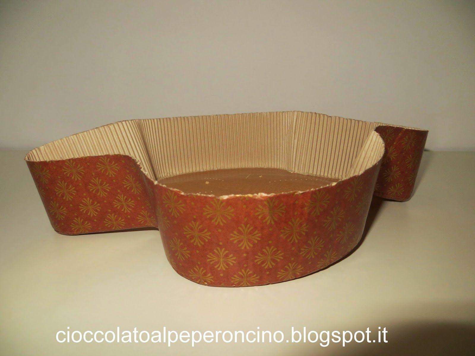 Cioccolato al Peperoncino: MISURE STAMPI IN CARTA (PIROTTINI)