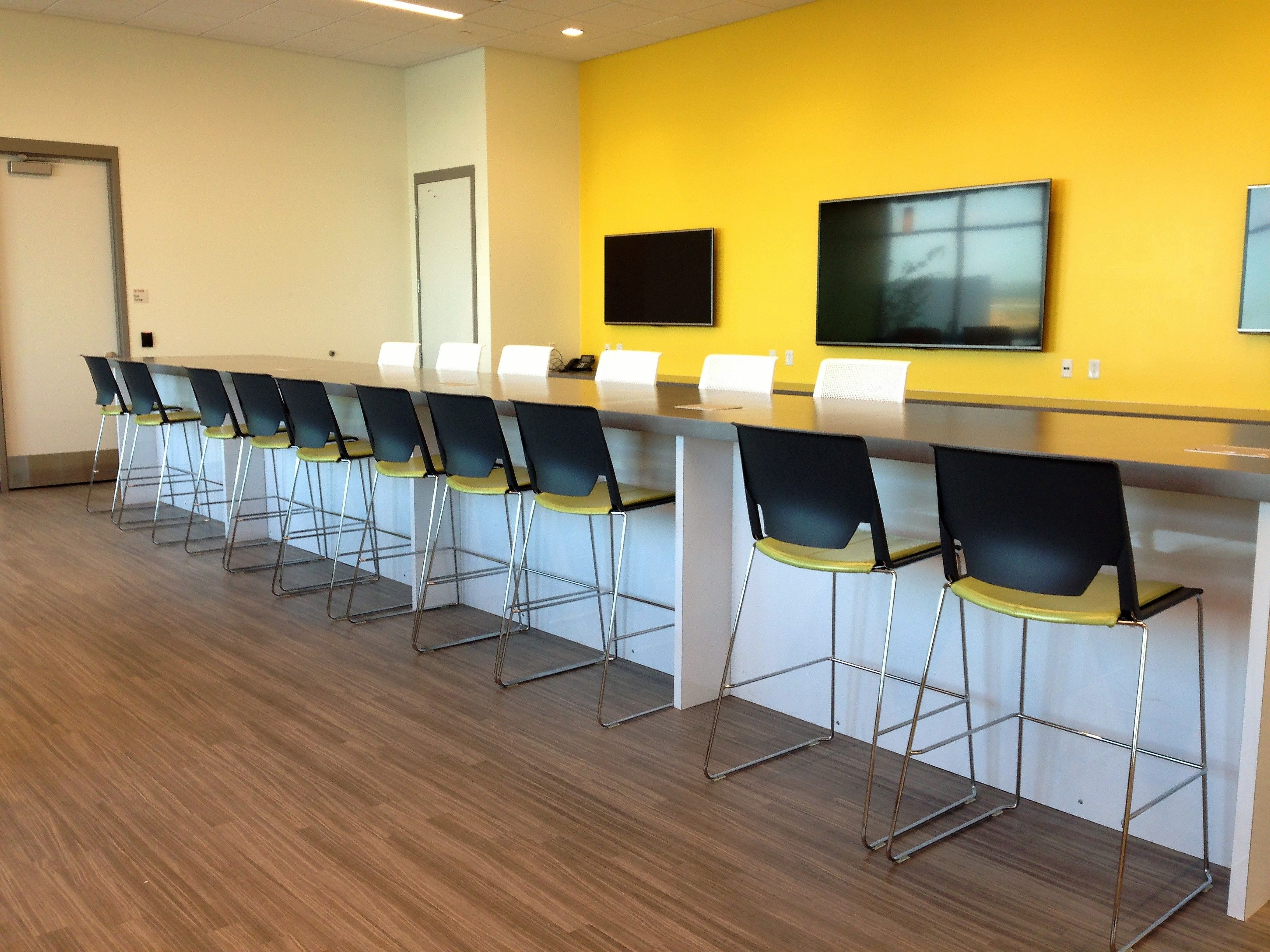 CFI Project ADP El Paso • Tech Cafe cfioffice ADP furniture