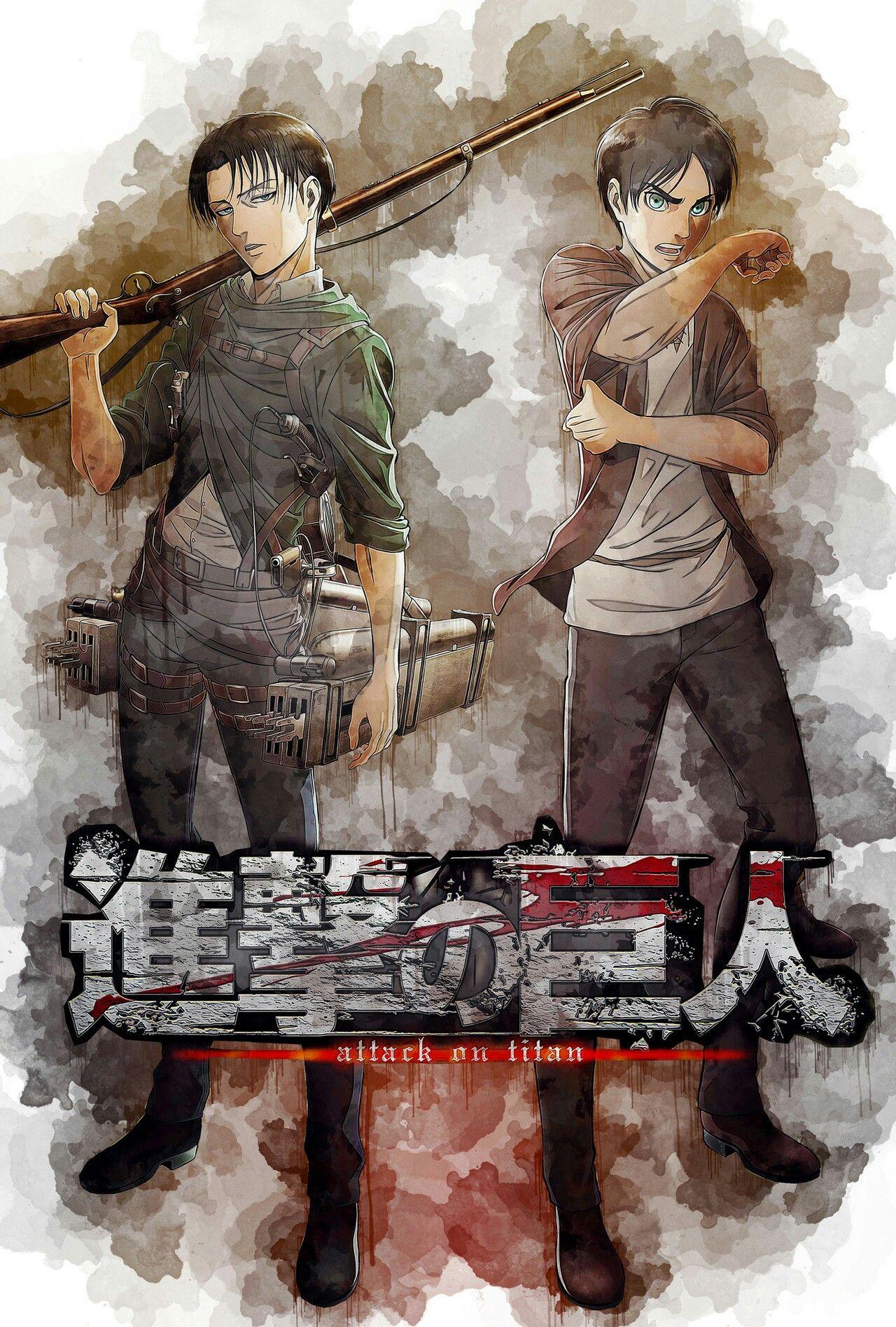 Attack on titan season 3 Shingeki no kyojin, Attaque