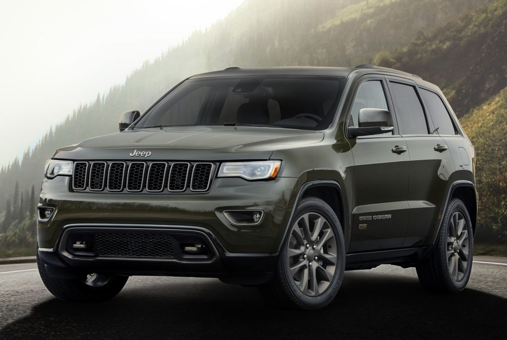 2016 jeep grand cherokee 75th anniversary wk2 2016 jeep rh pinterest co uk