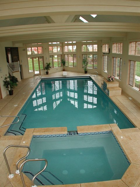 Indoor Swimming Pool Near Me This Classic Pool Swimmingpool Homedecor Homedesign Indoor Swimming Pool Design Luxury Swimming Pools Indoor Pool House
