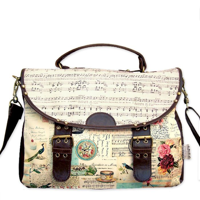 Songbird Satchel by Disaster Designs | Little Moose | Cute bags ...