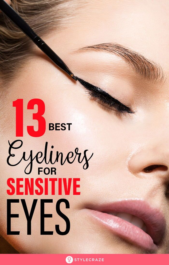 13 Best Eyeliners For Sensitive Eyes in 2020 Best