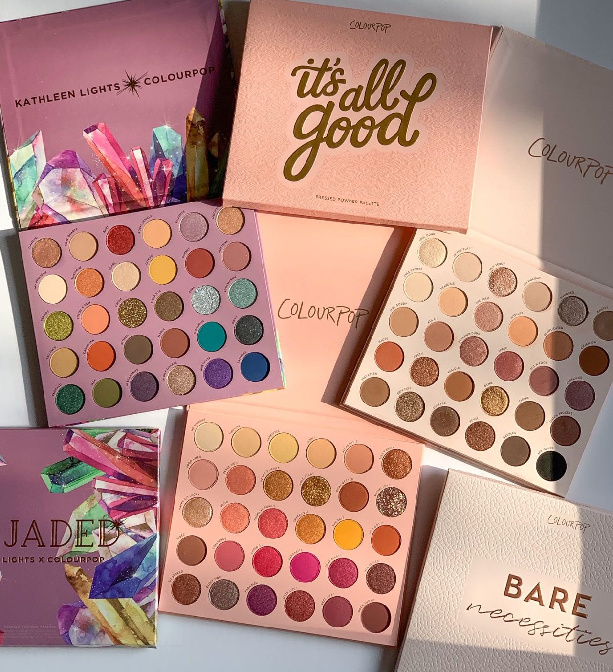 It S All Good In 2020 With Images Colourpop Colourpop