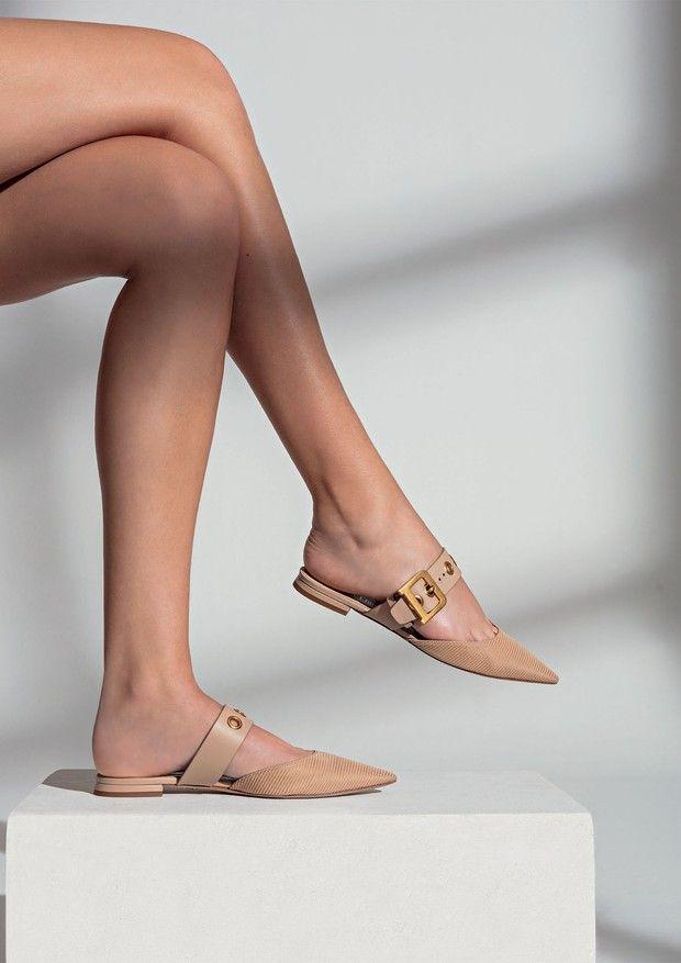 Do oxford à sapatilha, veja como usar sapatos sem salto de