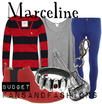 FansAndFashions:  Marceline