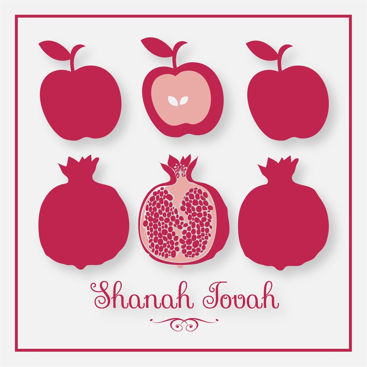 Sweet and fruitful shana tovah the big fat jewish wedding ananya rosh hashanah greetingsrosh m4hsunfo