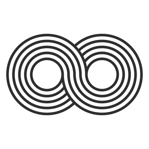 Striped Infinity Logo Png Image Download As Svg Vector Transparent Png Eps Or Psd Use This Striped Inf Infinity Graphic Design Infinity Graphic Logo Design