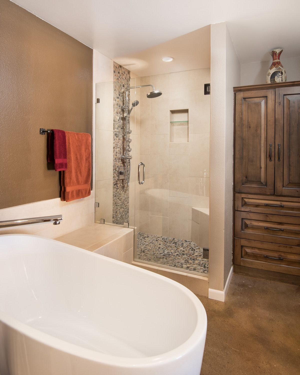 bathroom designs bathroom designs%0A This is one of our after pictures for a San Marcos bathroom remodel    remodelworks