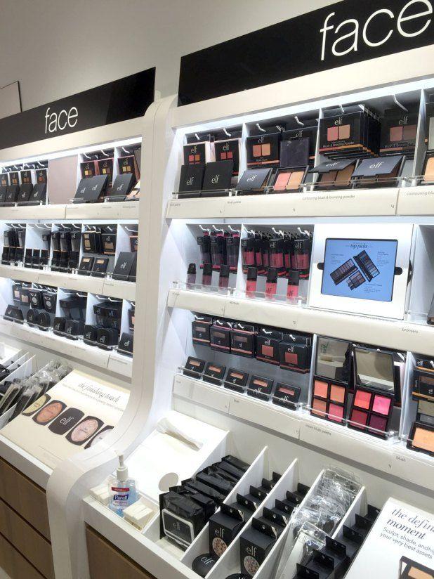 New elf Cosmetics Store in Los Angeles My beauty, Elf