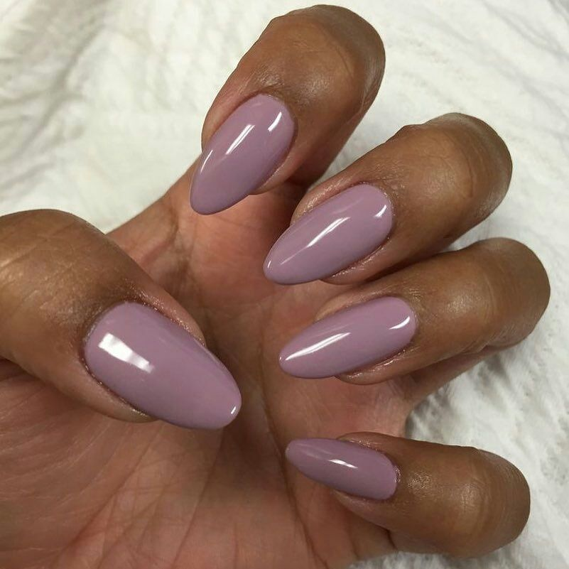 10 Nail Colors Dedicated To Dark Skin Ladies In 2020 Girls Nails Perfect Match Nail Polish Short Acrylic Nails