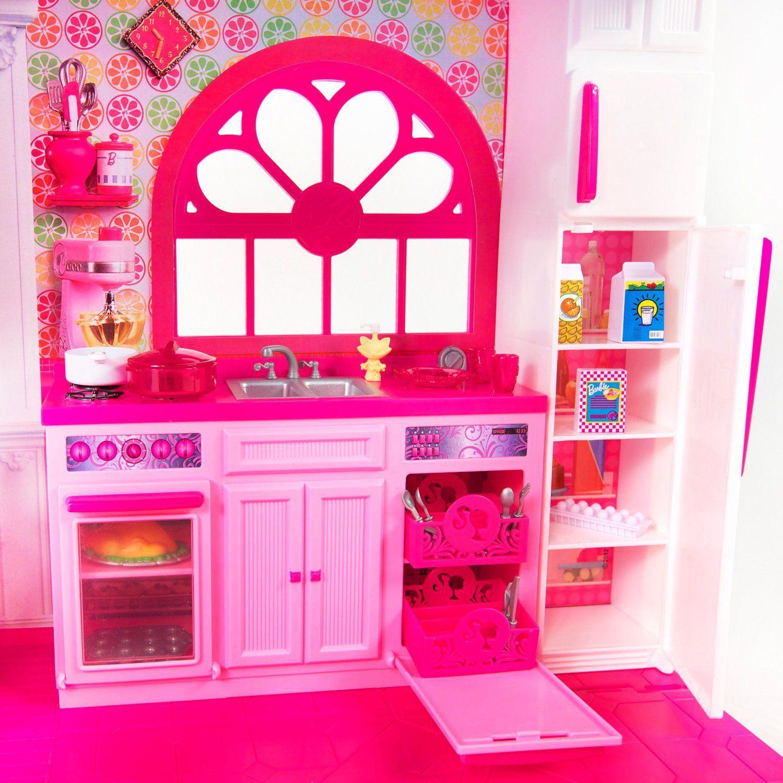 Barbie casa de luxo