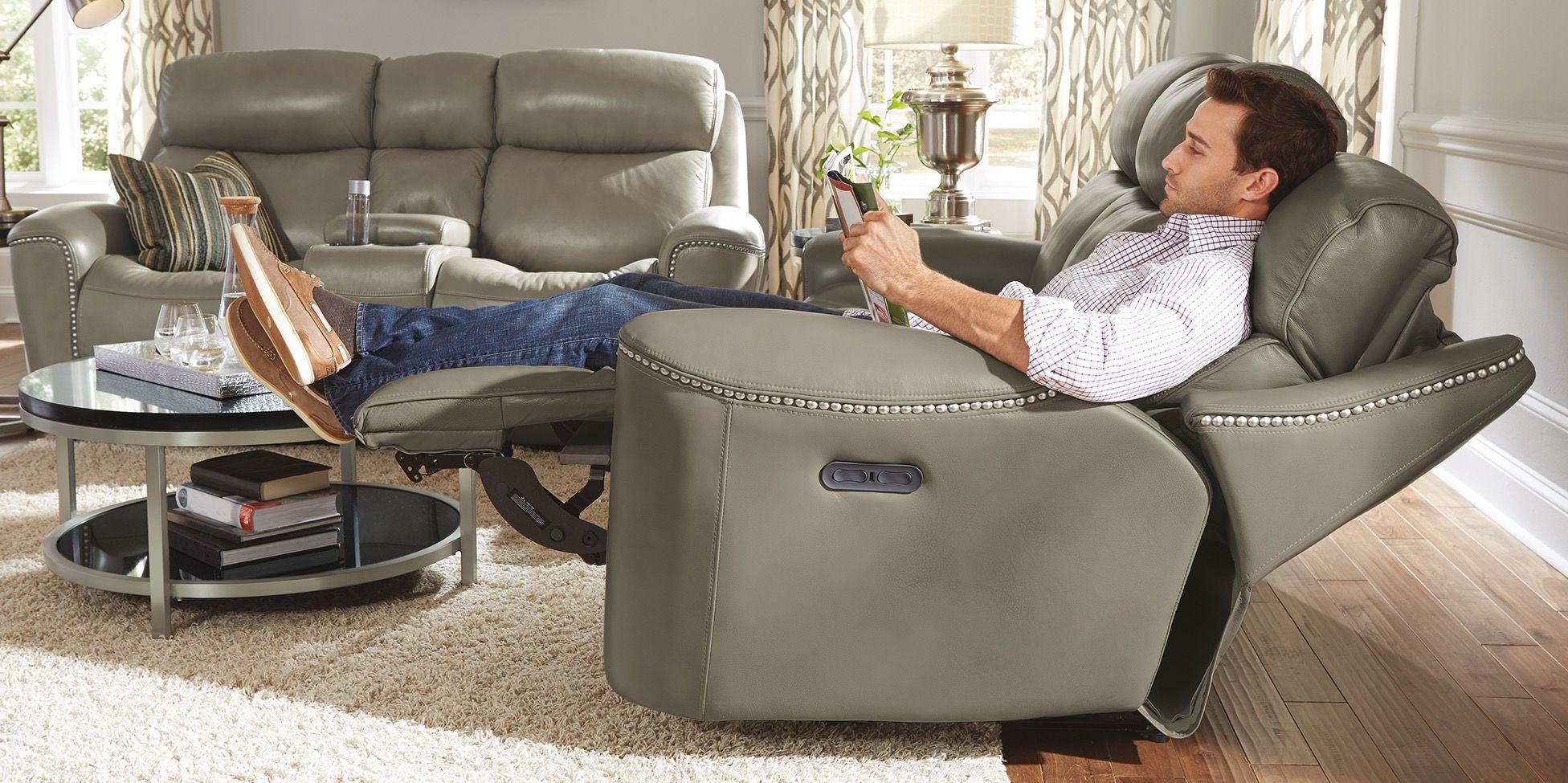 flexsteel power headrest harris furniture jonesboro ar rh pinterest com