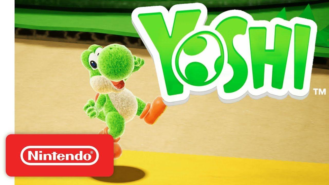 Image Result For Yoshi Nintendo Switch 2018 Nintendo Direct 2018
