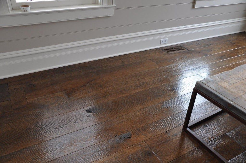 Low voc hardwood floor finish thefloors co for Hardwood flooring zero voc