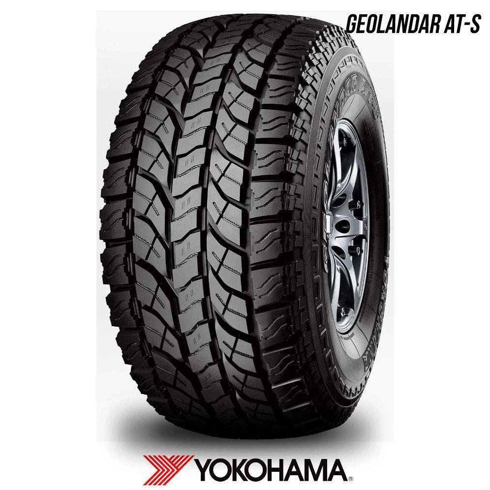 Yokohama Geolandar Ats Lt 275 65r20 275 65 20 2756520 Yokohama Best Car Tyres Tyre Size