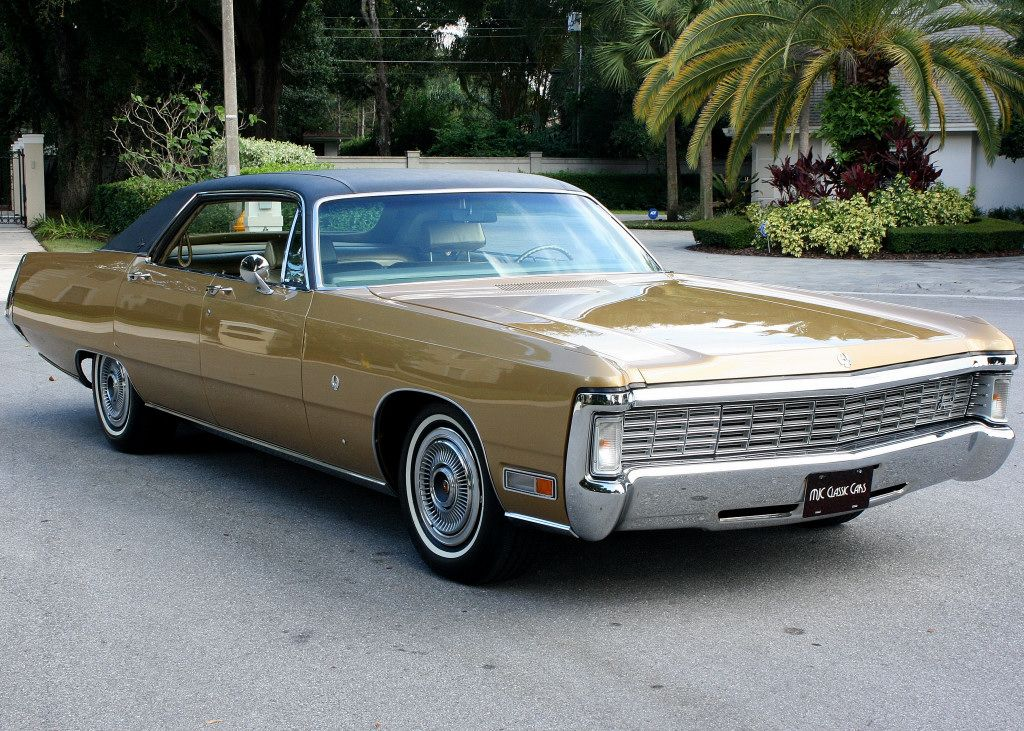 1970 Imperial Lebaron Four Door Southampton Chrysler Cars