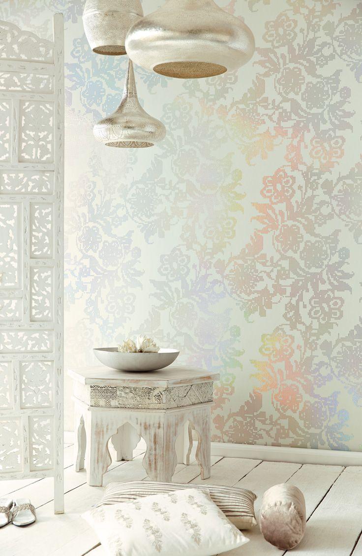 Eijffinger Yasmin Wallpaper Decor Home Decor Moroccan Decor