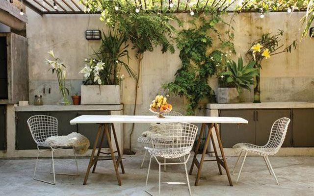 Ideas para decorar terrazas y porches amplios My new home - como decorar una terraza
