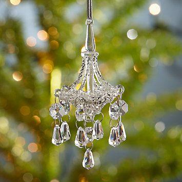 Lenox ornaments holiday accents crystal chandelier ornament lenox ornaments holiday accents crystal chandelier ornament mozeypictures Image collections