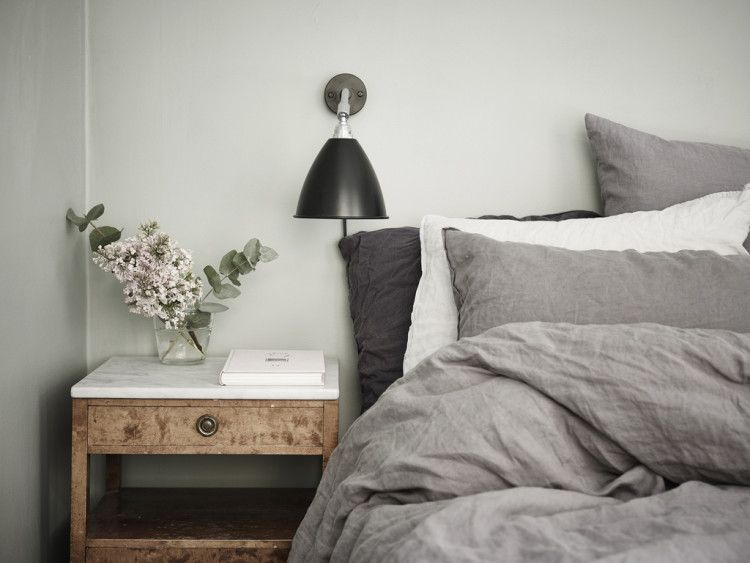 Nordic Inspiration - Bliss For the Home Pinterest Chambres