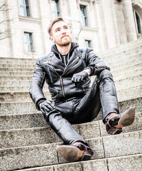 Leather Bdsm Botas Leather Etc Fashion Men Y qPawq1