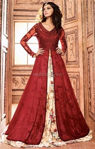 1c8a46302 Boutique Type Stylish Indo Western Dress Online Shopping For Ladies  #IndianTrends #BollywoodStyle #Fashion #FashionDress #StylishDress # Fashionable ...