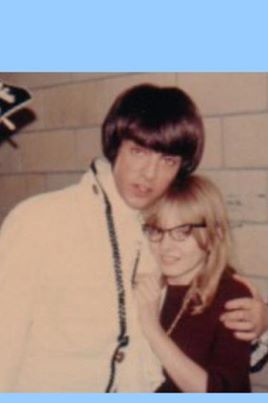 Mark And Future Wife Deb Then Brandt When She Was 16 At Their