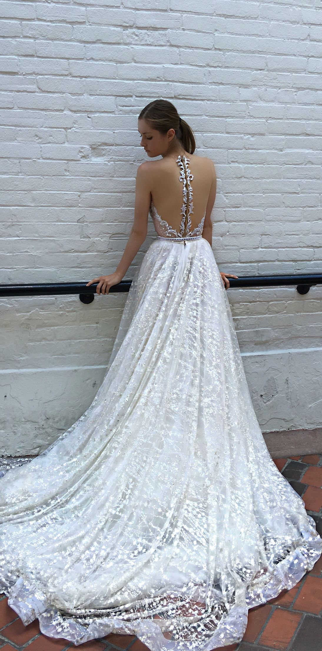 BERTA back perfection from Toronto White Toronto | BERTA Trunk Shows ...