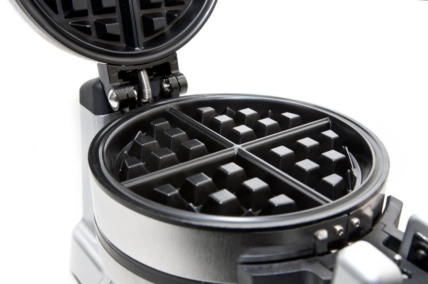 Day 2: Waffle maker! Pin an image from this blog post for a chance to win in our 12 Days of Pork Giveaway! #Prizes #Sweepstakes